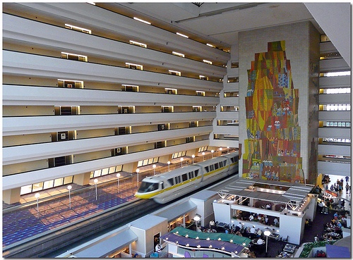 Disney Contemporary Hotel