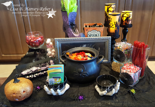 WCMD Candy Buffet 2