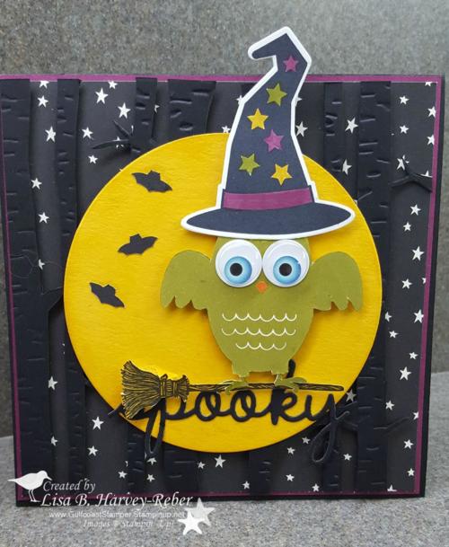 Spooky Howl-o-ween - 1