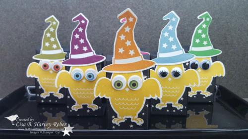 Owl Pops - 1